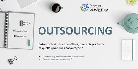 SLP Talk - l'outsourcing tech au démarrage d'une startup en débat billets