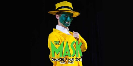 Ciné-Vivant / The Mask (VF) billets