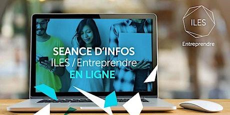 Séance info Juillet / ENTREPRENDRE tickets