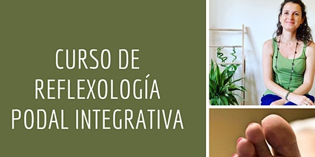 Curso de reflexología podal integrativa entradas