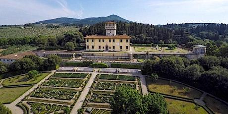 Giardini della Bizzarria - Visita narrata al Giardino mediceo della Petraia biglietti