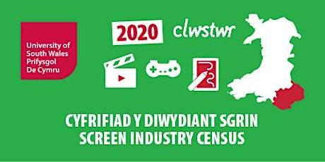Count me in! - Screen Census 2020 | Cynhwyswch fi! - Cyfrifiad Sgrin 2020 tickets