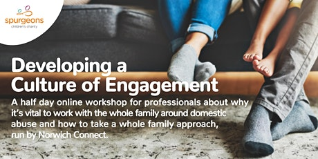Developing a Culture of Engagement Online Workshop tickets