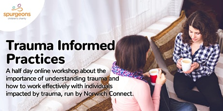 Trauma Informed Practises Online Workshop tickets