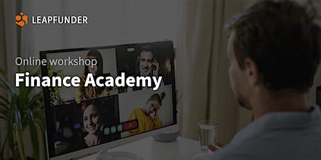 Finance Academy (Online Workshop) Tickets