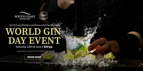 World Gin Day Event at South Coast Distillery tickets