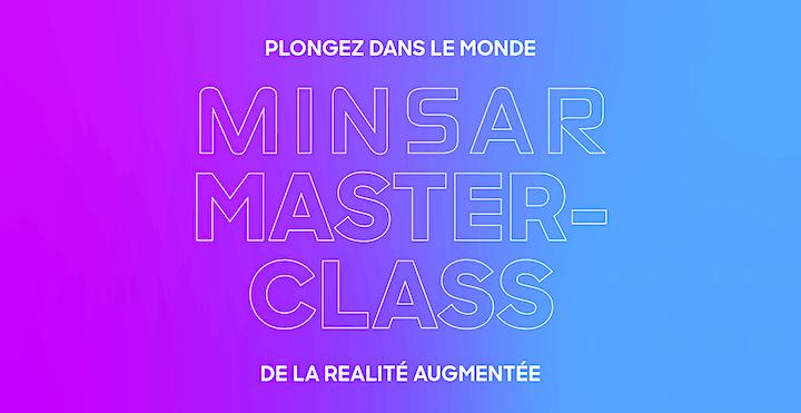 Image pour Masterclass No-Code AR/VR par Minsar et Contournement