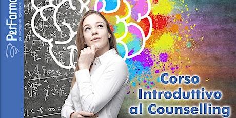 Corso introduttivo al Counselling  a analitico-transazionale biglietti
