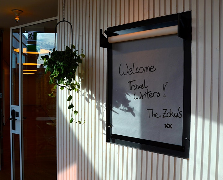 Travel Writing Workshop @Zoku image