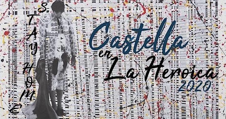 Imagen de STAY HOME, CASTELLA EN LA HEROICA