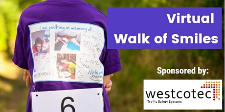 Nelson's Journey: Virtual Walk of Smiles tickets