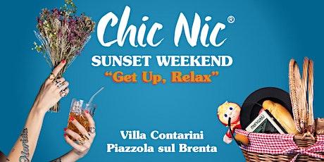 Chic Nic Sunset Weekend - Villa Contarini, Piazzola sul Brenta biglietti