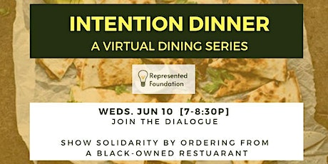 Dining for Impact: Intention Dinner tickets