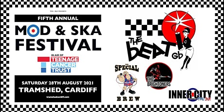 5th Annual Mod & Ska Festival In Aid Of Teenage Cancer Trust tickets