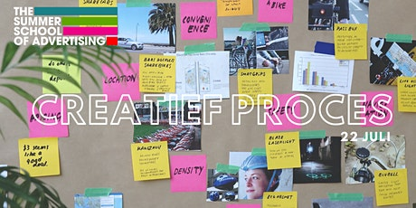 The Summer School  -  Het creatieve proces tickets