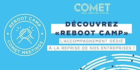 Conférence sur le « REBOOT CAMP » billets