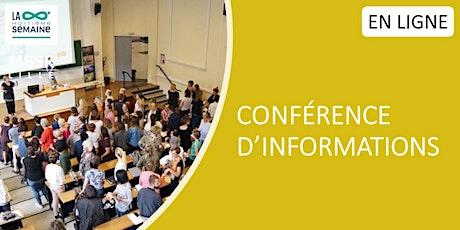 Conférence MBSR  Réduction du stress basée sur pleine conscience billets