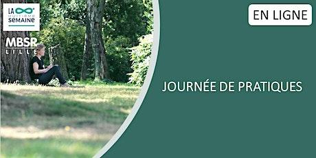MBSR-Lille : Journée de pratique de la pleine conscience en silence MBSR et MECL - En ligne - Sophie billets