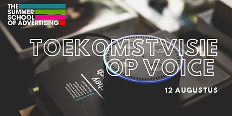 The Summer School  -  Toekomstvisie op  Voice tickets