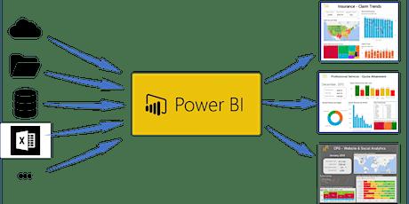 """Webinar """"Power BI Desktop"""" y la integración con su ERP biglietti"""