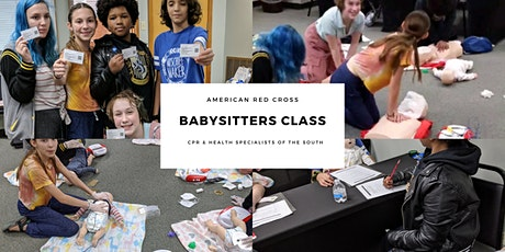 American Red Cross Babysitters Class tickets
