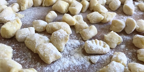 Learn how to make traditional Gnocchi! tickets