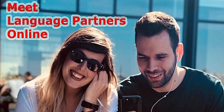 Meet Language Partners Online tickets