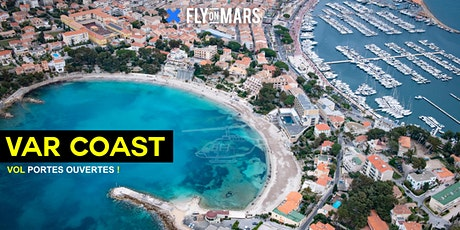 FLY ON MARS Vol Portes Ouvertes - VAR COAST billets