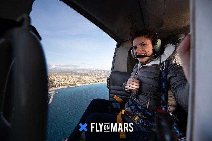 Image pour FLY ON MARS Vol Portes Ouvertes - VAR COAST