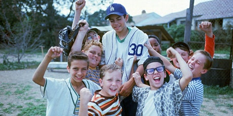 """The Sandlot"" tickets"