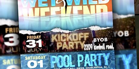 WetNWilld Weekend: Charleston Edition tickets