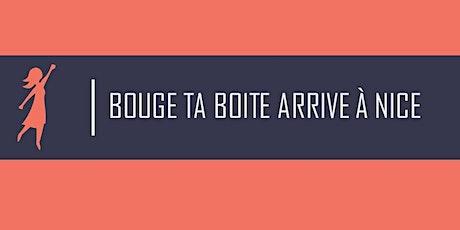 Réunion business du réseau féminin Bouge ta Boite à Nice billets