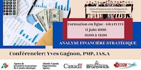 Analyse financière stratégique billets