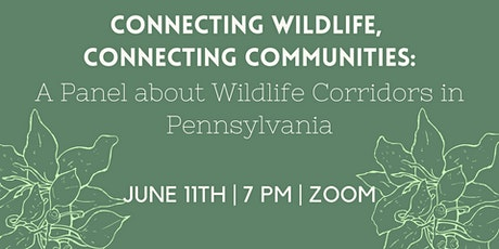 Connecting Wildlife, Connecting Communities tickets