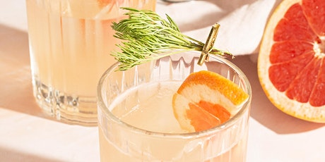 Create with MONIN UK - Free expert cocktail masterclasses tickets