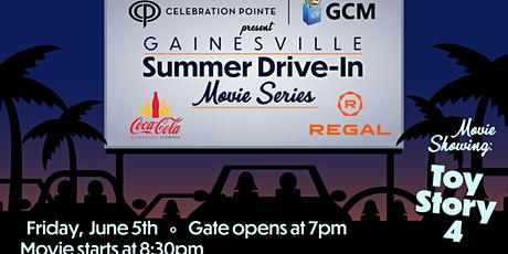 GCM Summer Drive-In Movie Series at Celebration Pointe tickets