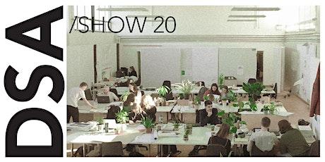TU Dublin School of Architecture - SHOW20 tickets