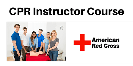 American Red Cross 2 Day CPR Instructor Course tickets