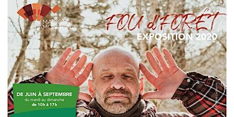 15h - Expositions - Maison Plamondon billets