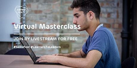 Virtual Masterclass - Success at Interviews tickets