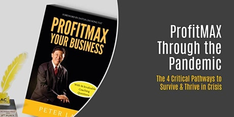 ProfitMAX Through the Pandemic Live Webinar tickets