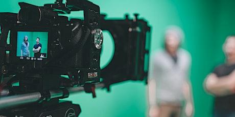 Fachvortrag Film & VFX - Virtueller Tag der offenen Tür Tickets