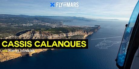 FLY ON MARS Vols Portes Ouvertes - CASSIS CALANQUES billets