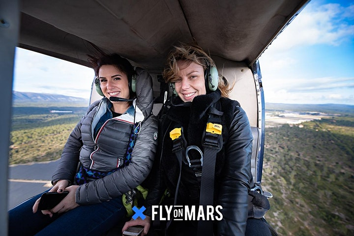 Image pour FLY ON MARS Vols Portes Ouvertes - CASSIS CALANQUES