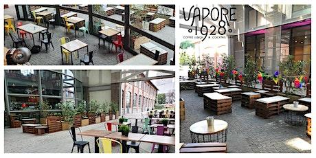 Aperitivo in Fabbrica del Vapore - Exclusive Cocktail Party biglietti