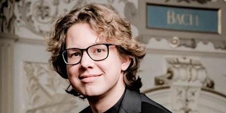 Hannes Minnaar speelt Goldbergvariaties in de Grote Kerk Breda tickets