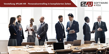 Vorstellung 4PLAN HR - Personalcontrolling in komplizierten Zeiten Tickets