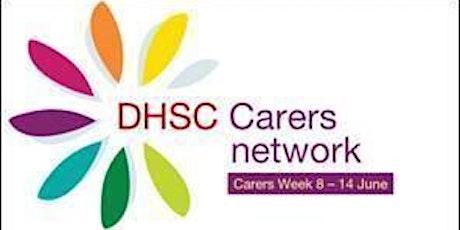 Carers Week - Virtual Workshop Event tickets