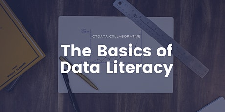 The Basics of Data Literacy tickets
