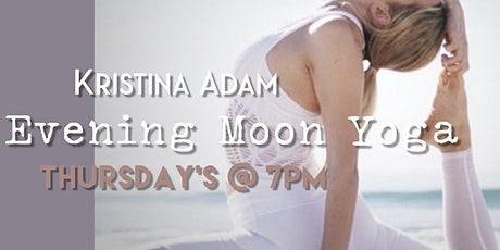 SocietyX Virtual: Evening Moon Yoga tickets